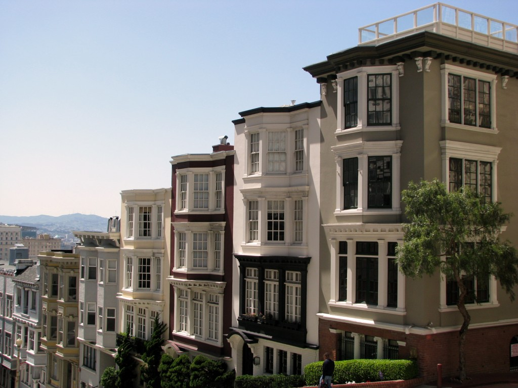 San francisco bay area real estate and property law for Houses in san francisco